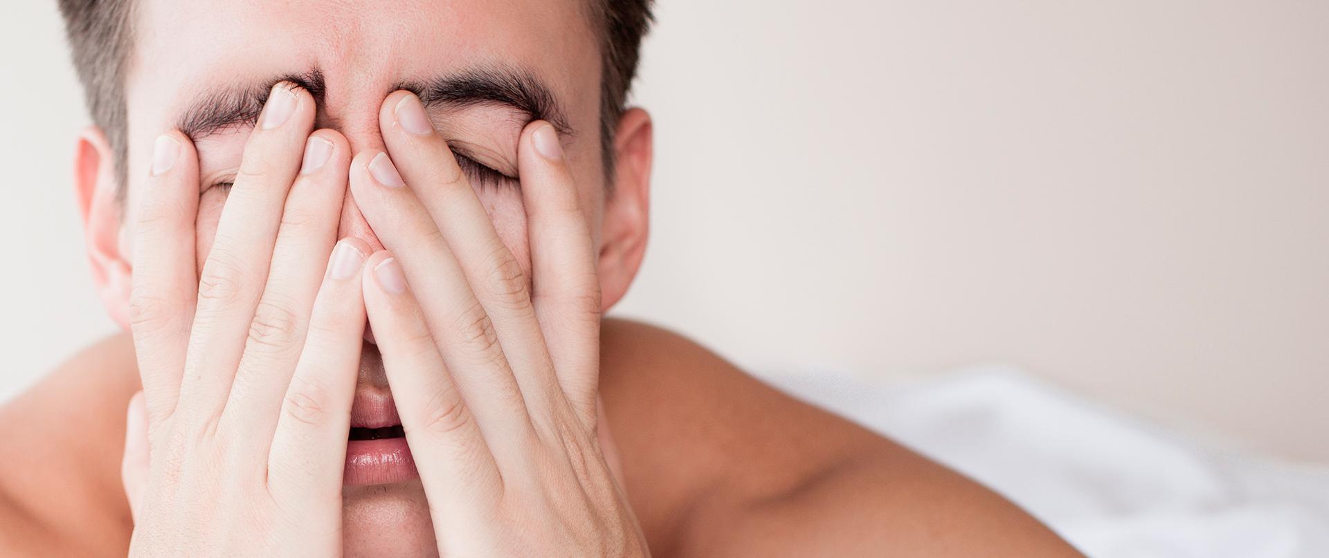 ¿Te levantas agotado? ¿Duermes mal?