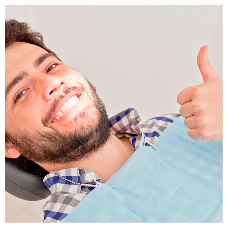Odontologia conservadora. Empaste, caries, endodoncia, nervio, diente. Instituto Dental Doctor Carreño. Dentista Madrid